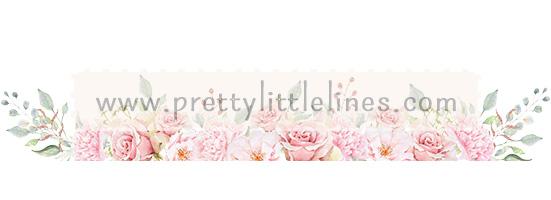 flower border watercolor