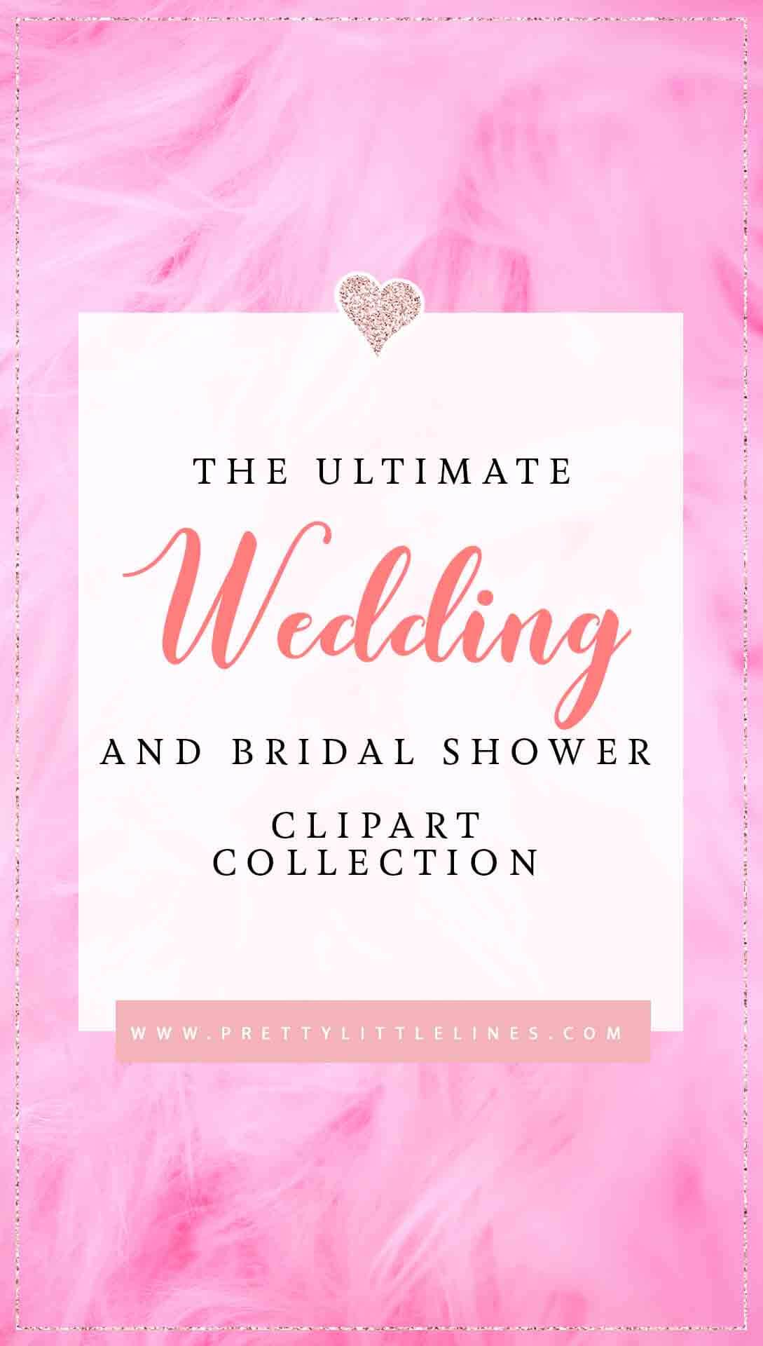 wedding shower clipart