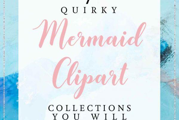 mermaid clipart